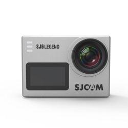 SJCAM SJ6 LEGEND ezüst sportkamera