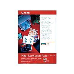 CANON HR-101 A3, 106 g, nagyfelbontású, matt tintasugaras fotópapír
