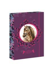 Horse Star Jumbo A4 füzetbox