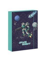 Space Robot Jumbo A4 füzetbox