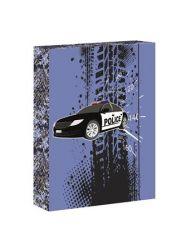 Police 2 Jumbo A4 füzetbox