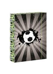 Football Icon Jumbo A5 füzetbox
