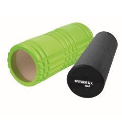 Vivamax GYVF10 2in1 fekete-zöld SMR henger