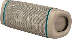 Sony SRS-XB33 IP67, Bluetooth 5.0 krém vezeték nélküli hangszóró