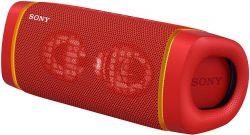 Sony SRS-XB33 IP67, Bluetooth 5.0 piros vezeték nélküli hangszóró