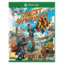 Sunset Overdrive (Xbox One) játékszoftver