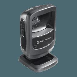 Zebra DS9208 stand / USB vezetékes fekete vonalkódolvasó