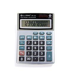 BLUERING BR-120 12 számjegyes asztali számológép