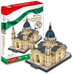 Regio MC225 Szent István Bazilika 152 darabos 3D puzzle