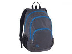 """PULSE """"Fusion"""" szürke-kék hátizsák notebook tartóval"""