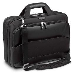 """TARGUS TBT916EU Mobile VIP 12 12.5 13 13.3 14 15 & 15.6"""" nagy felültöltős fekete notebook"""