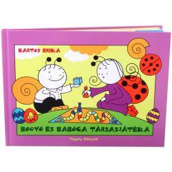 Regio (24669) Bartos Erika: Bogyó és Babóca társasjátéka könyv