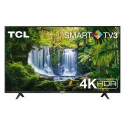 "TCL 43P610 109,2 cm (43"") 4K Ultra HD Smart TV Wi-Fi Fekete televízió"