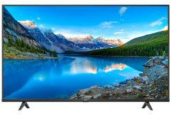 "TCL 50P615 127 cm (50"") 4K Ultra HD Smart TV Wi-Fi Fekete televízió"
