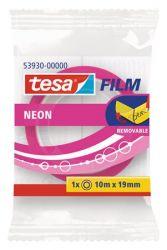 Tesa Tesafilm Neon 10 m x 19 mm írható ragasztószalag vegyes színekben
