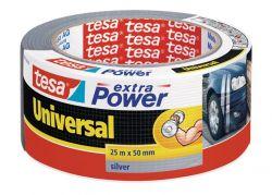 Tesa extra Power 50 mm x 25 m ezüst ragasztószalag
