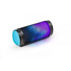 MusicMan BT-X26 Bluetooth LED Light kék zeneállomás