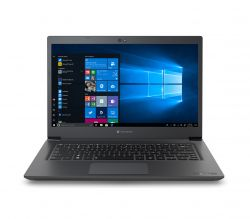 "Dynabook Tecra A40-E-15U 14"" Full HD, i5-8250U, 8GB, 256GB SSD Win10 fekete notebook"