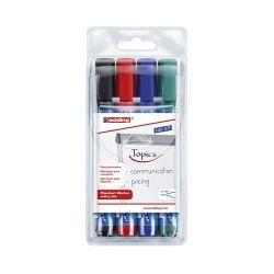 EDDING 1,5-3 mm kúpos flipchart marker készlet