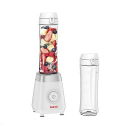 Tefal BL1KJ131 Fresh&Go 2x600 ml fehér mixer