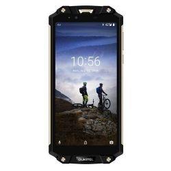 "Oukitel WP2 6"" 64GB Dual SIM 4G/LTE fekete strapabíró okostelefon"