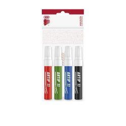 """ICO """"Artip 11 1-3 mm kúpos flipchart marker készlet (4 db/készlet)"""