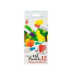 """Ico """"Süni"""" 12 különböző szín olajpasztell kréta"""