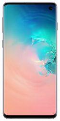 """Samsung Galaxy S10 15,5 cm (6.1"""") Dual SIM 4G LTE 8/128 GB Fehér okostelefon"""