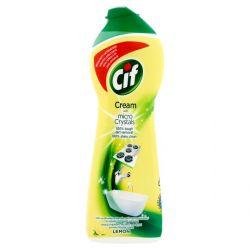 Cif Cream 360g/250ml citrom illatú súrolószer