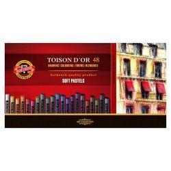 """KOH-I-NOOR """"Toison 8516/48"""" 48 különböző színű porkréta"""