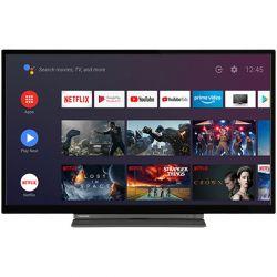 "Toshiba 32WA3B63DG 81,3 cm (32"") HD Smart TV Wi-Fi Fekete televízió"