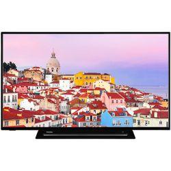 "Toshiba 50UL3063DG 127 cm (50"") 4K Ultra HD Smart TV Wi-Fi Fekete, Ezüst televízió"