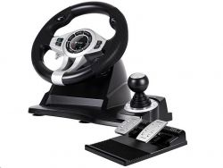 Tracer Stheering Wheel Roadster 4 in 1 PC/PS3/PS4/Xone fekete gamer kormány