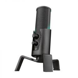 Trust GXT 258 USB, 16bit, 48kHz fekete 4 az 1-ben gamer Streaming mikrofon