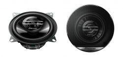 Pioneer TS-G1020F 10 cm 2 utas kerek fekete hangszóró pár