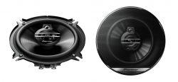 Pioneer TS-G1330F 13 cm 3 utas kerek fekete hangszóró pár
