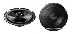 Pioneer TS-G1720F 17cm 2 utas koaxiális fekete hangszóró pár