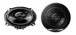 Pioneer TS-G1320F 13 cm 2 utas kerek fekete hangszóró pár