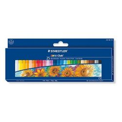 """Staedtler """"Noris Club"""" 25 különböző szín olajpasztell kréta"""