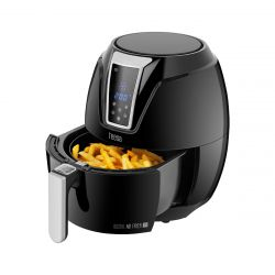 Teesa TSA8046 Digital Air Fryer 1400W 3,2l fekete olajmentes sütő