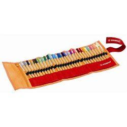 """Stabilo """"Point 88"""" 0,4 mm felcsavarható szett 30 különböző színű neon színekkel tűfilc készlet"""
