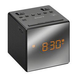 Sony ICFC1TB.CED fekete rádiós ébresztőóra