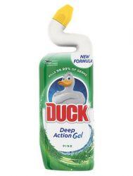 Duck Deep Action Gel 750 ml fenyő illatú WC-tisztítógél