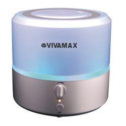 Vivamax HA-01 szürke Ultrahangos illóolaj párologtató és párásító (2 az 1-ben)