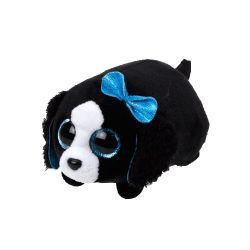 TEENY TY TY41236 Marci fekete kutya plüss