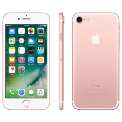 Apple Iphone 7 32GB rozéarany mobiltelefon