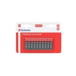 Verbatim 49874 10db 1.5V AAA ceruzaelem