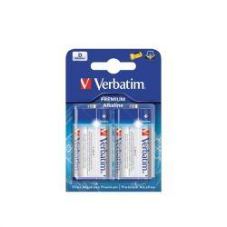 Verbatim 49923 2db 1.5V D góliát elem