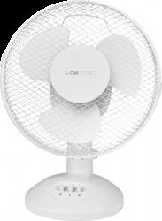 Clatronic VL 3601 30W 23cm 2-fokozatos fehér asztali ventilátor