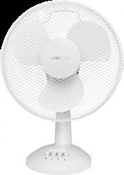 Clatronic VL 3602 40W 30cm 3-fokozatos fehér asztali ventilátor